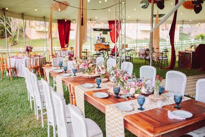 Cetim - mini wedding