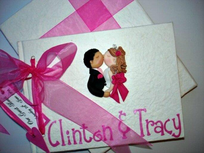 Pink gehört zu den beliebtesten Hochzeitsfarben – Foto: Beadazzledesigns