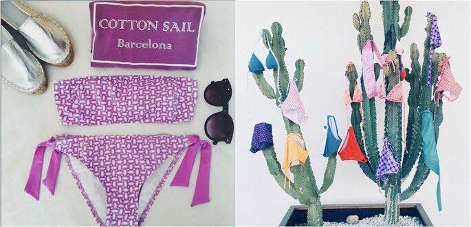 Fotos vía Instagram Cotton Sail Barcelona