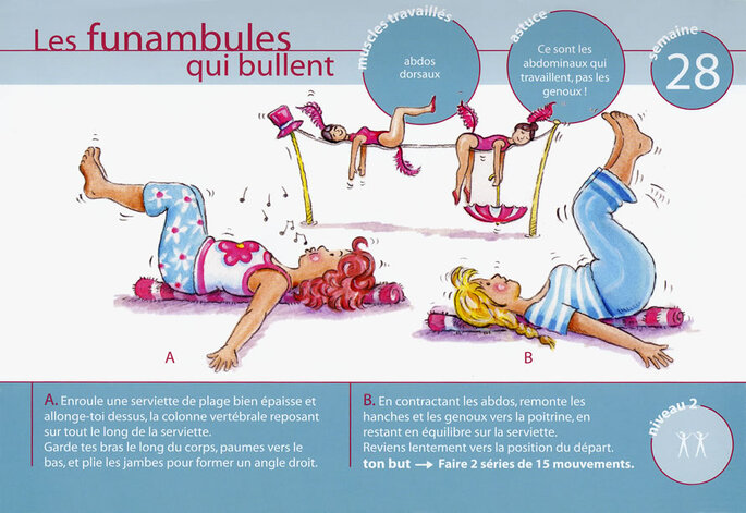 Des exercices simples et efficaces pour les femmes pressées