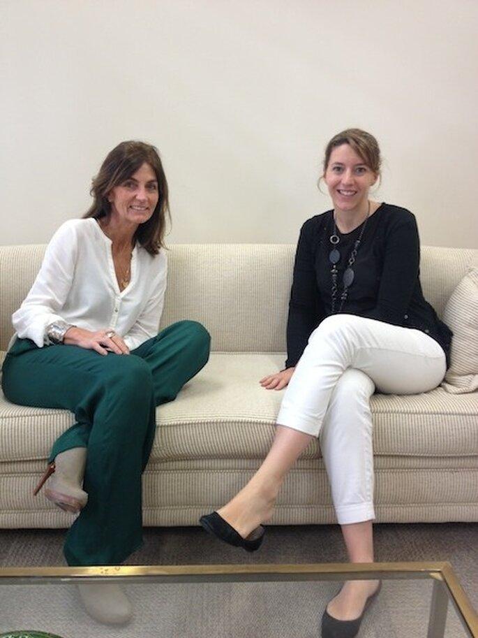 Elvira Videma e Elvira Marcos partilharam suas sugestões para quem quer casar em Espanha.
