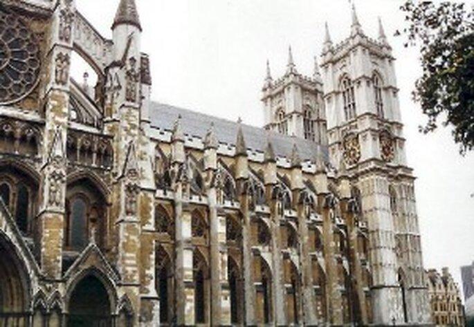 Abadía de Westminster. El lugar de la ceremonia