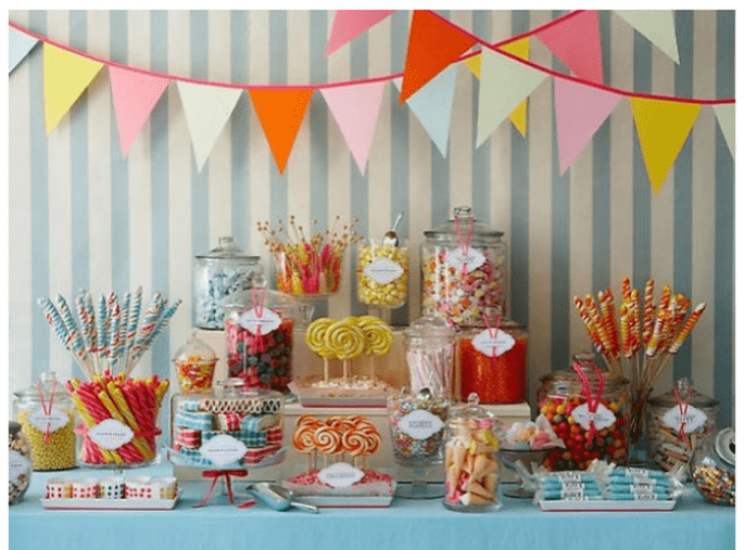 Les meilleures sweet table de 2013 - Photo Amy Atlas Events