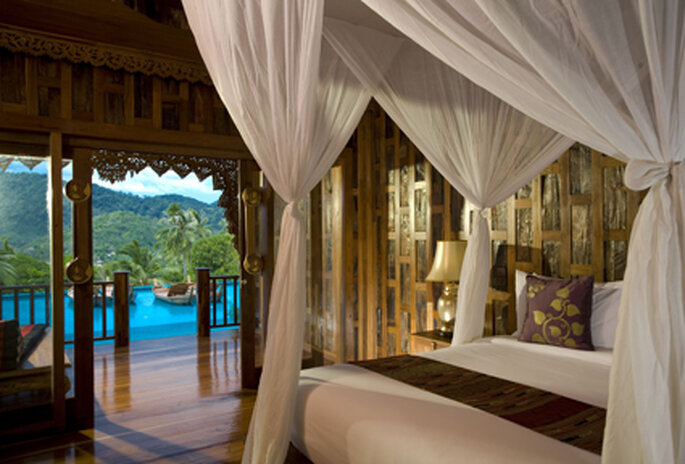 Lune de miel en Thaïlande - Santhiya Resort & Spa