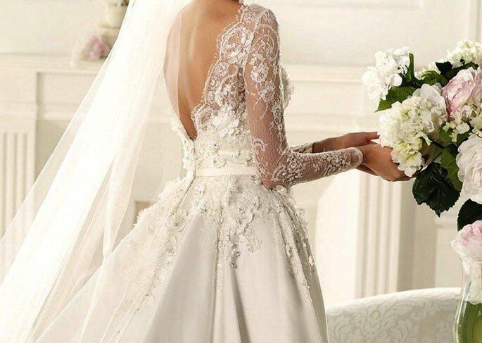 Accessori da sposa - Foto: Elie Saab 2015