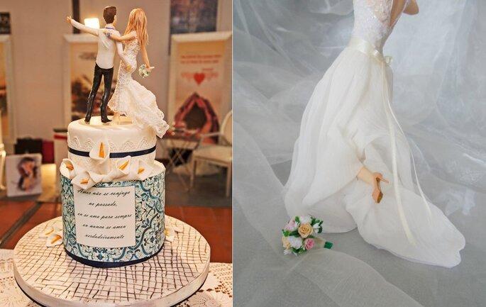 Atelier Xandra LovelyArt - Topo de bolo
