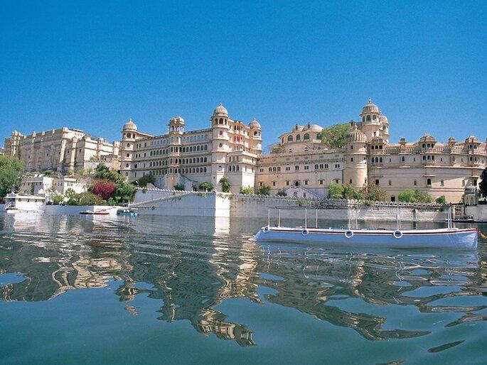 Photo: Shiv Niwas Palace.