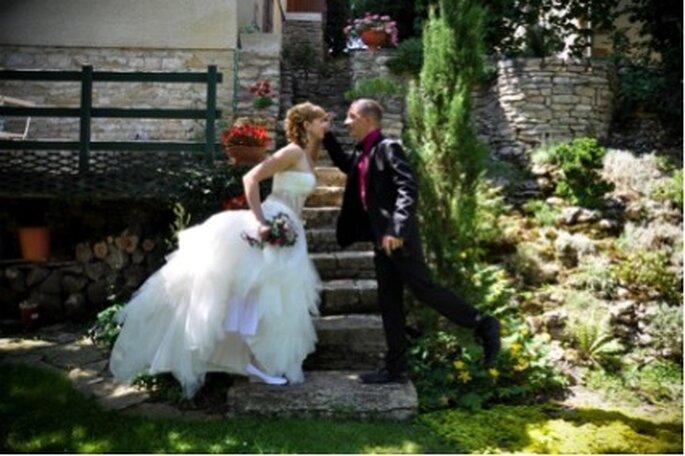 Mathilde et Guillaume - Photographe : Sonia BLANC - Mariage gourmand