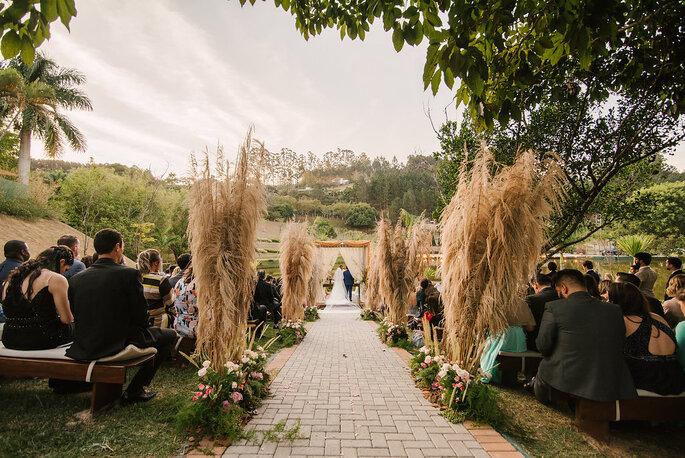 Local da cerimônia e da festa: Terras de Clara - Foto: Lucas Lima Fotografia