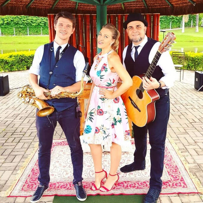 Marianna & Hiran - Acústico ao Vivo Prod. Musical