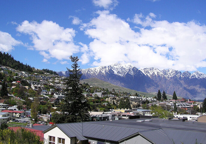 Queenstown Donaldytong