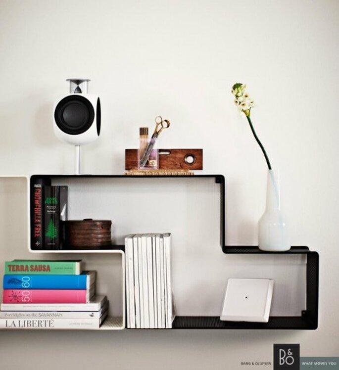 Mesa de regalos Zankyou con lo mejor de la tecnología para tu casa - Foto Bang & Olufsen