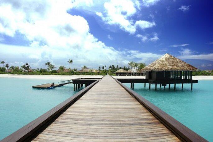 Traumstrand auf den Malediven, Foto: Enchanting Travels
