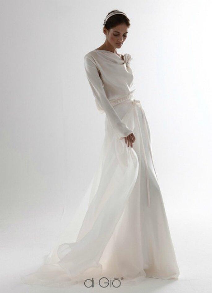 Collezione Invernale 2012 Le Spose di Giò Mod. W 15