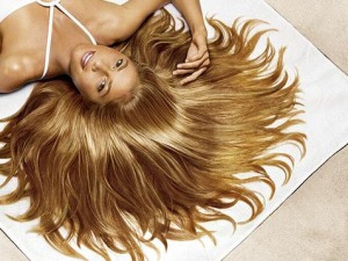 El cabello necesita un cuidado especial
