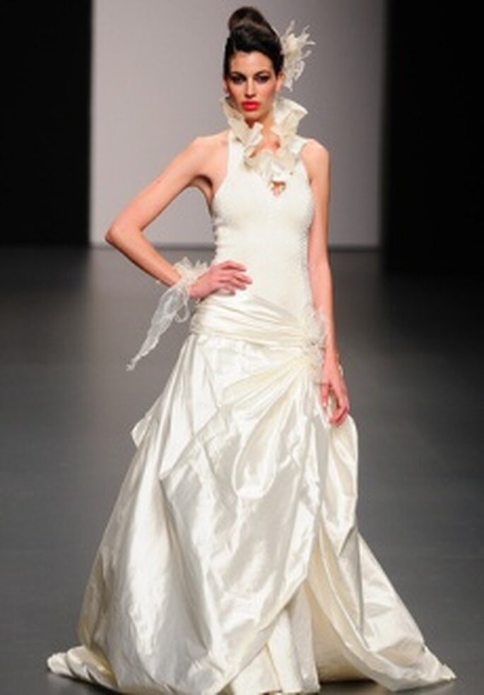 Colección de vestidos de novia Rubén Perlotti 2011
