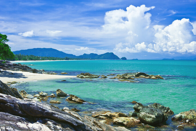 Nai Phlao Beach, Nakhon Si Thammarat