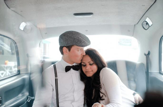 Textos románticos para invitaciones de boda - Foto Nadia Meli