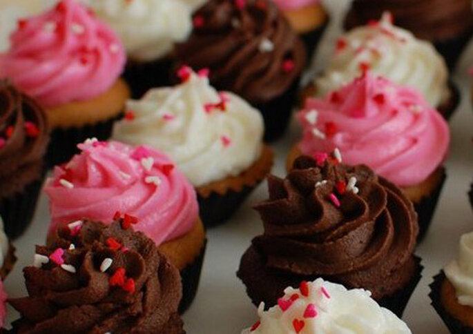 En Valle Dulce tienen además los tradicionales cupcakes decorados como quieras.