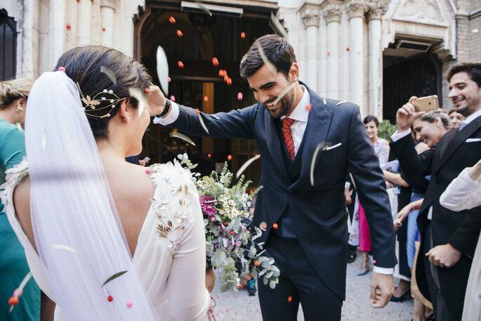 Vídeo y foto de boda en Madrid