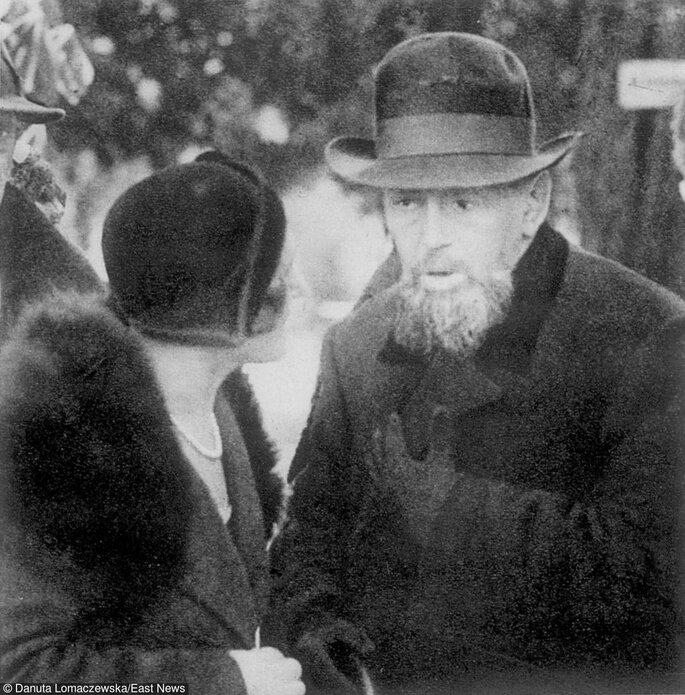 Kazimierz Przerwa-Tetmajer, rok 1933 /Danuta B. Łomaczewska /East News  Czytaj więcej na http://www.pomponik.pl/plotki/news-kazimierz-przerwa-tetmajer-nieznane-oblicze-wybitnego-poety-,nId,2150874#utm_source=paste&utm_medium=paste&utm_campaign=chrome
