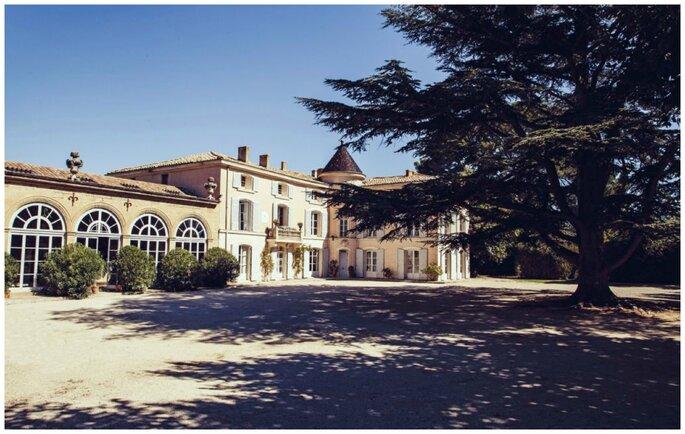 Château d'Alphéran