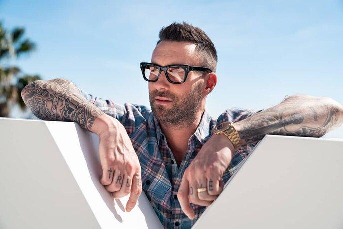 IG Adam Levine