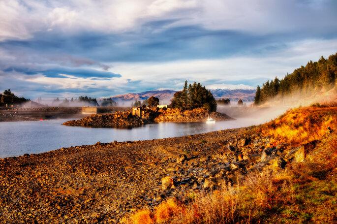 En Nouvelle-Zélande, rendez-vous en pleines Terres du Milieu, sur les traces du Seigneur des Anneaux de Tolkien... Crédit : Ben Sprengs, Flickr
