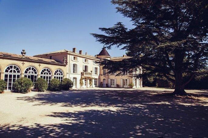 Château d'Alphéran - Mariage - Bouches-du-Rhône - Provence - Lavande - Meilleurs lieux de réception