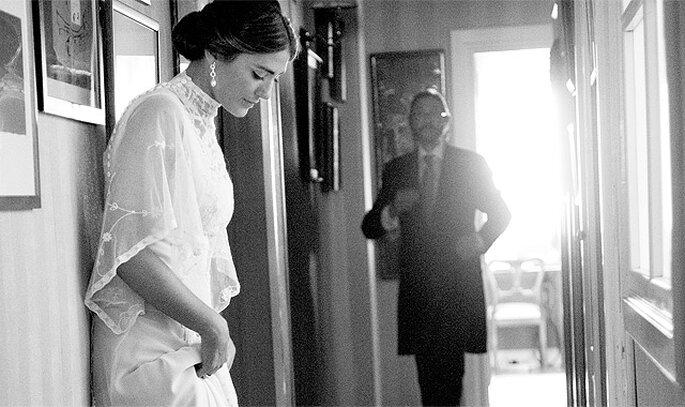 Momentos llenos de magia en el reportaje de bodas. Foto: Click 10
