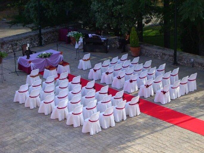 En buenas manos bodas