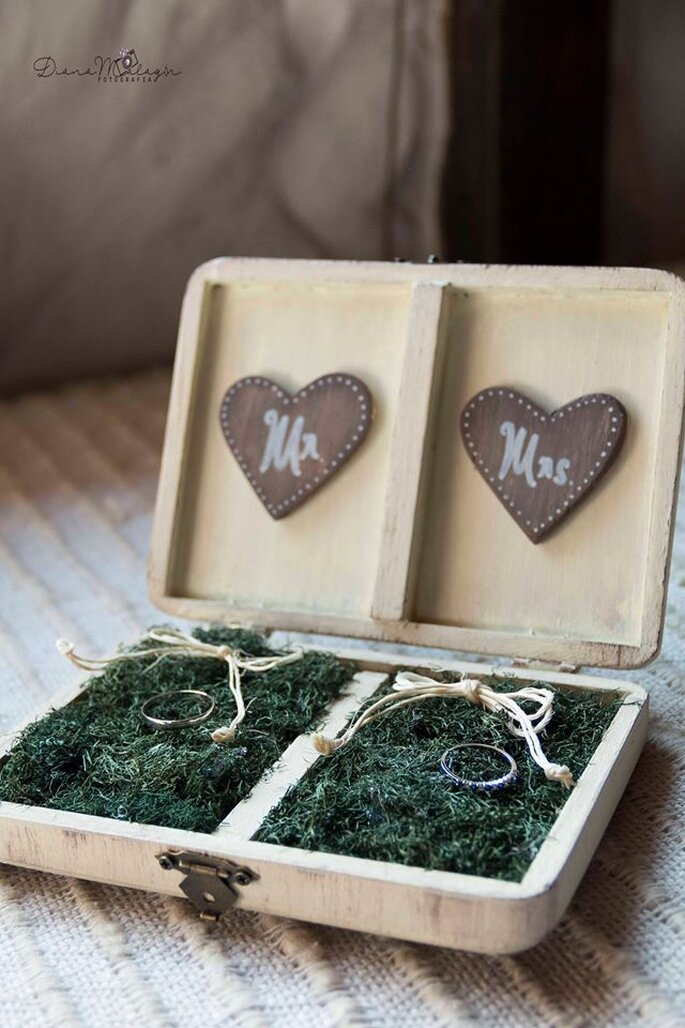 Ideas fantásticas para el porta anillos: ¿Por cuál te decidirás?