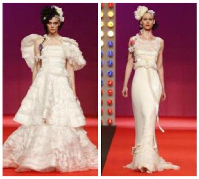 Colección de novia de Christian Lacroix