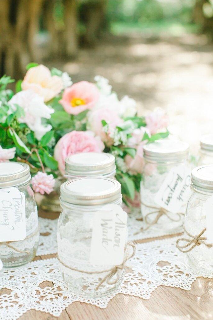 Die perfekte Hochzeitsdekoration - Foto Avec L'Amour Photography