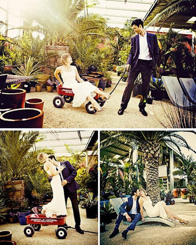 Sesiones de foto pre boda - Fotos: Green Wedding Shoes