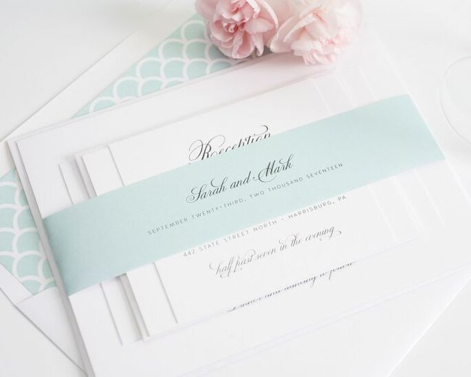 Foto: Shine Wedding Invitations