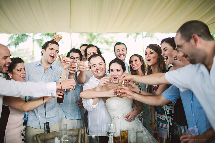 La boda de Cristina y Mauricio - Aniela Fotografía