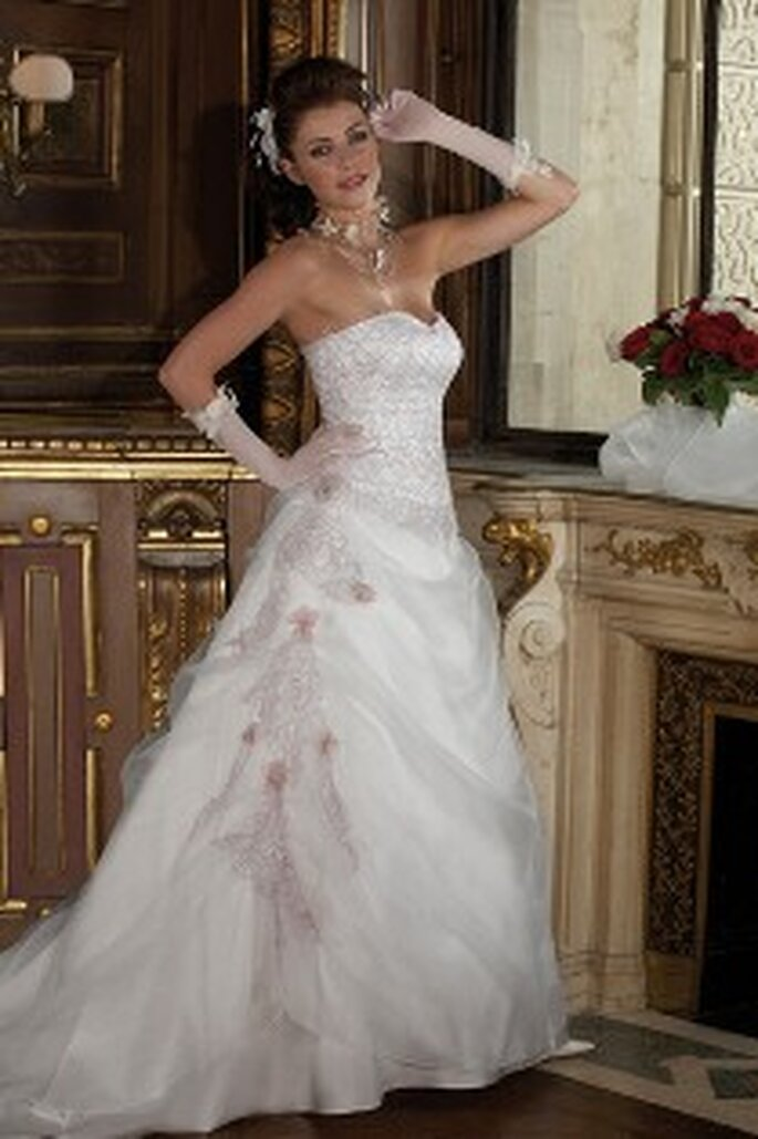 robe de mariée 2009 tomy jardin