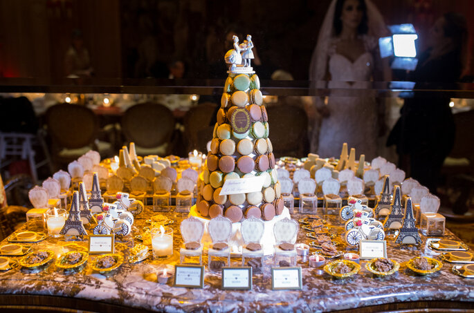 Torre de Macarons: Laduree   Foto: Gabi Alves Photography