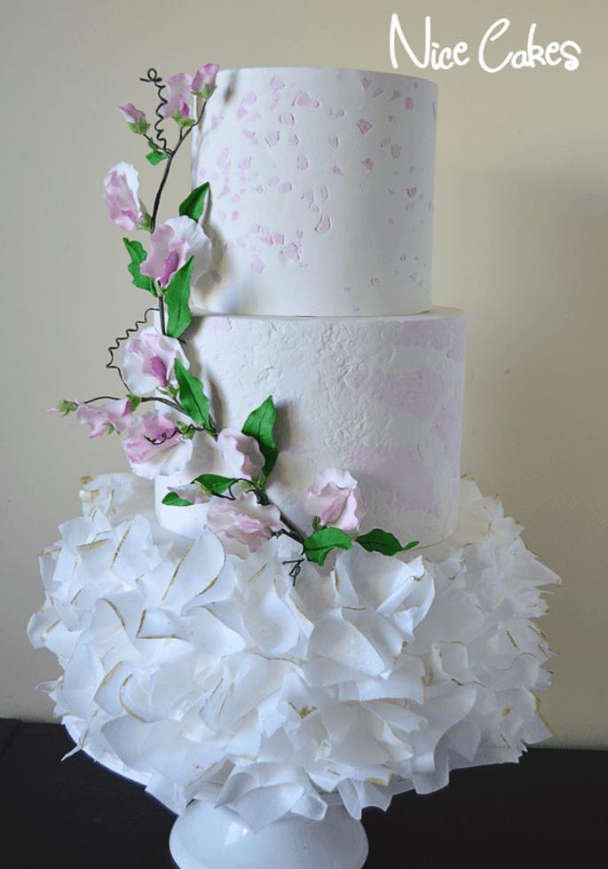 Bolo decorado por Nice Cakes