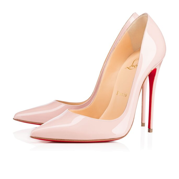 So Kate Patent, Christian Louboutin.