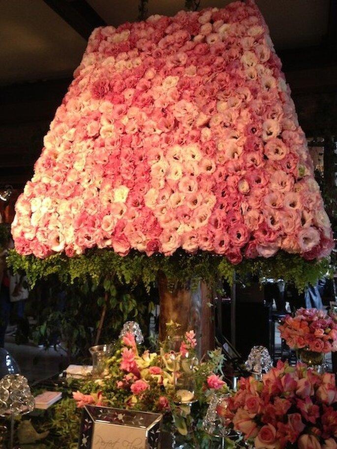 O trabalho maravilhoso da Perfect Flowers no Wedding Outlet. Foto - Mariana Ortigão