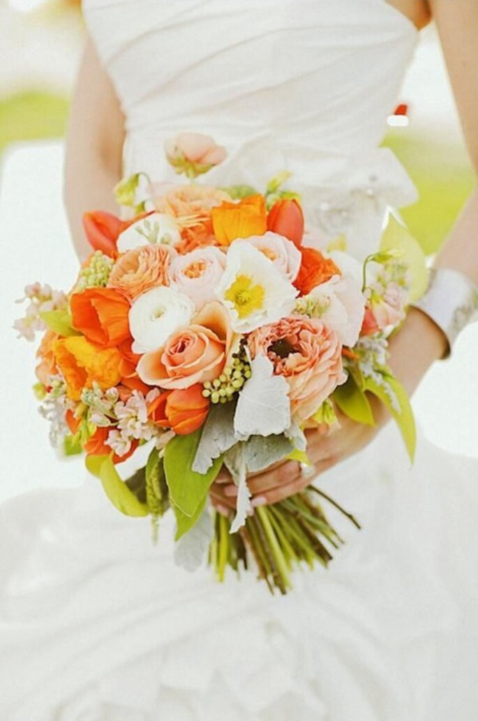 Bouquet - Foto by Pinterest via Sussle
