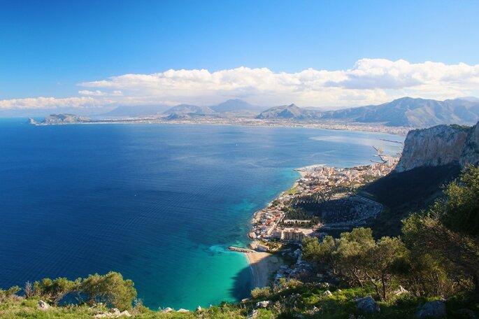 Palermo - Foto via Shutterstock