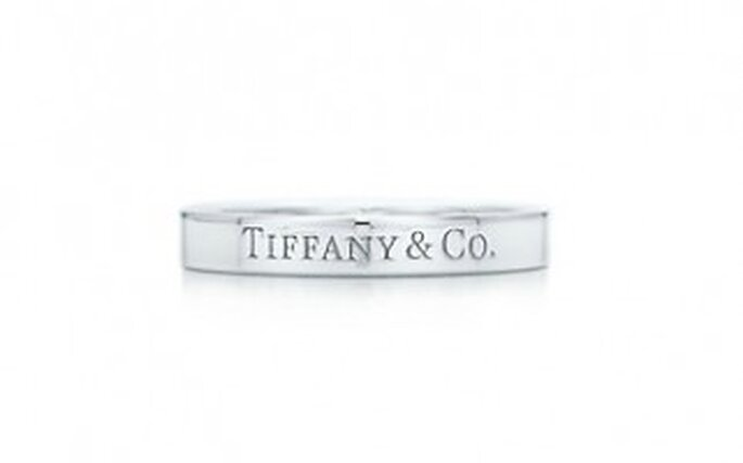 Tiffany & Co.® band ring