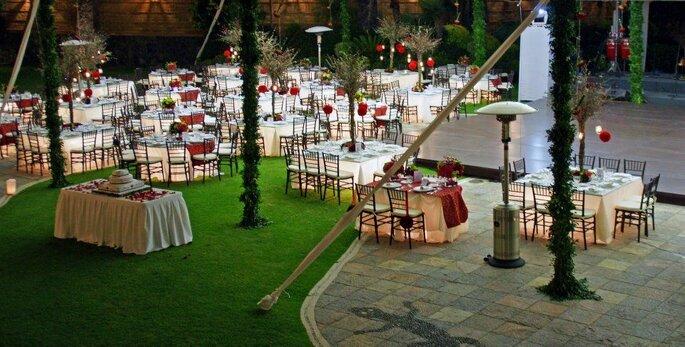Arecas lugares para boda Morelos
