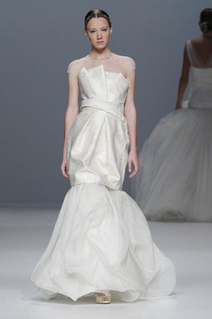 Vestido de novia Zagua, Jesús del Pozo