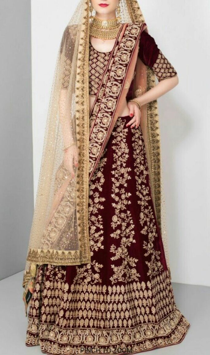 Top 5 Boutique Shops To Buy Your Bridal Lehnga In Chandni