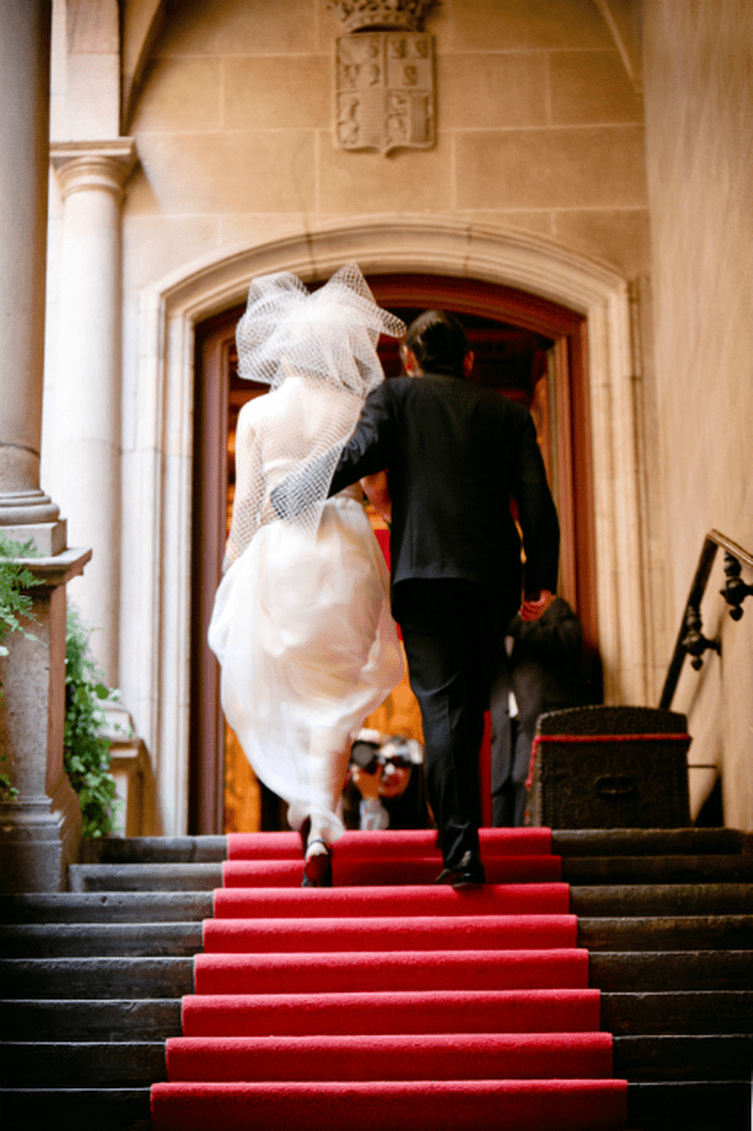 Quelles sont les formalités post-mariage ? - Photo : Byfotografos