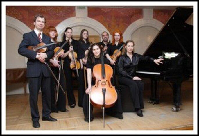 La música clásica es bellísima y hará de tu boda algo todavía más especial